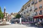 Piazza Yenne Cagliari