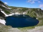 The Eye Lake in Rila
