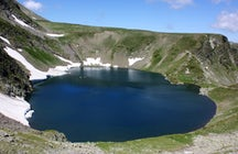 The Eye Lake in Rila