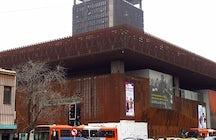 Gabriela Mistral Cultural Center (GAM)