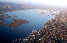 Lake Velence, Velence