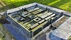 Roman fortress Oudenburg