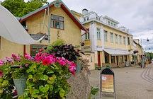 Cafe Hallonblad, Parainen