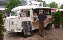 Camionette - Café et Crêpes
