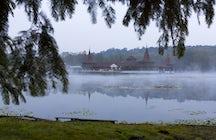 Lake Hévíz