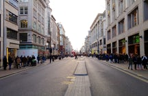 Oxford Street, Europe's busiest shopping street