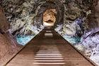 Mønsted-Kalkgruber cave