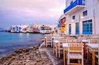 Party in the Cosmopolitan Mykonos