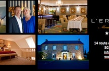 L'Ermitage Mont Saint Michel - Luxury Hotel
