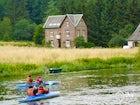 Kayak on the Semois