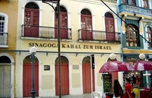 Sinagoga Kahal Zur Israel, Recife