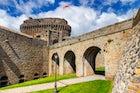 The Dinan castle