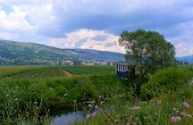 Plateau Kruzi, Mt. Cincar, Livno