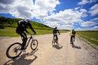 Biking around Blidinje