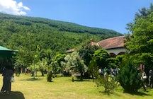 Monastery All Saints in Leshani