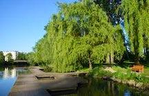 Parc du Près-la-Rose