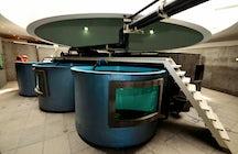 The Porto Pim Aquarium