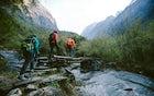 Trekking in Valia Calda