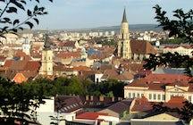 Cetățuia Hill, Cluj-Napoca