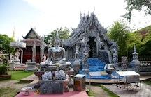 Silver Temple, Chiang Mai