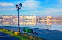Komsomolsky Lake