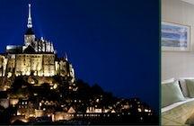 Hôtel la Croix Blanche - Le Mont Saint Michel