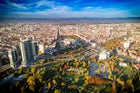 The city of Sofia