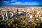 The city of Sofia