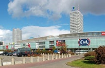 """Centrum"" Department Stores, Warsaw"