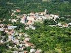 Bribir, village