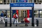 The Gare Saint-Lazare, Paris