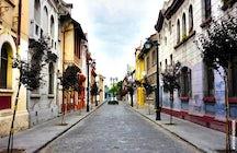 Barrio Patrimonial Yungay