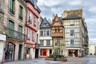Quimper, brittany's oldest city