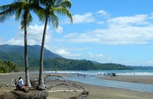 Uvita town & beach, Costa Rica