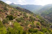 Hiking in the southwest coast - Carian Trail