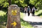 Hiking on the Chemins de Saint-Jacques-de-Compostelle