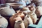 Bat Trang pottery village, Hanoi