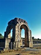 The Roman city of Cáparra