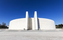 Basilica da Santissima Trindade in Fatima