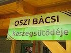 Oszi Bácsi's Bream Bakehouse, Szigliget