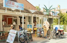 Florida Ice Cream Shop, Balatonmáriafürdő