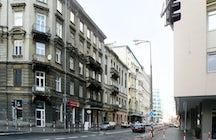 Mokotowska and Koszykowa streets, Warsaw