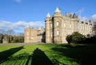 Holyrood Palace, residence of monarch in Scotland