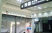 Tokyo Station Ichibangai
