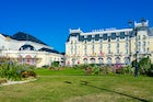 The Grand Hotel Cabourg, Normandy