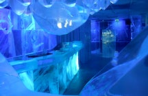 Magic ice bar Oslo