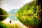 Red Lake (Lacu Rosu)