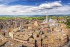 The city of Siena