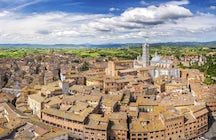 The city of Siena
