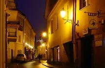 Stikliai Street, Vilnius